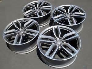 21 audi sq5 q5 forged factory wheels rims 20 sline ebay