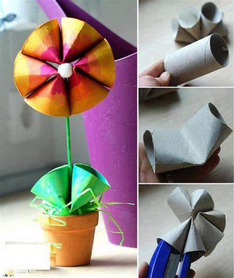Toliet Paper Roll Crafts - 150 toilet paper roll crafts hative