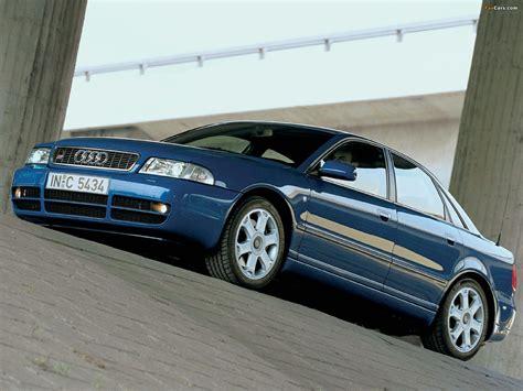 Audi A4 2 7 by Audi S4 8d B5 2 7 Biturbo V6 265 Hp Quattro