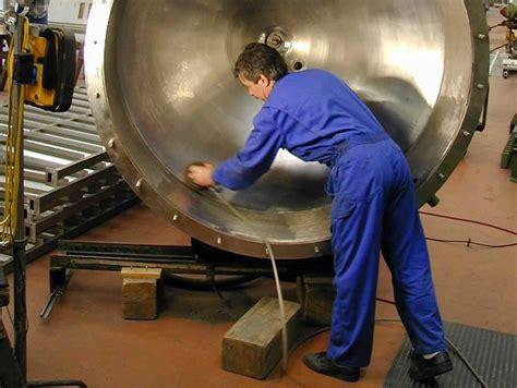 Polieren Von Chromstahl by Baminox Beh 228 Lter Apparate Maschinen Chromstahl Polieren