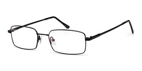 chicago black eyeglasses plable