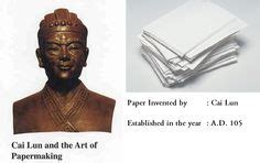 Who Invented Paper - 1000 images about discovered scientists founders on