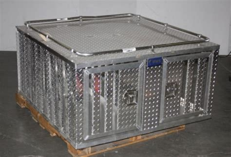 dog box for truck bed uws aluminum dog box bing images