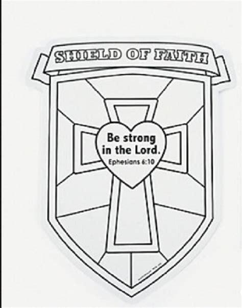 free shield of faith clipart 33