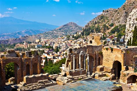 best csites in italy the best small towns in southern italy and sicily in