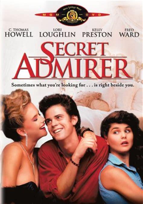 from secret admirer dekyo s secret admirer 1985