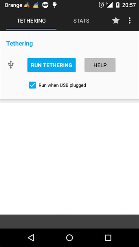 Android Usb App by Usb Tethering Android Apps On Play
