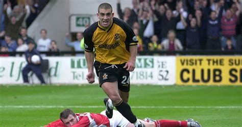 arsenal riza former arsenal and west ham striker signs for newmarket
