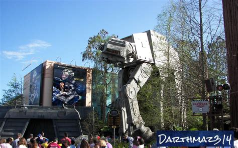 darthmaz314 an announcement of star wars land at d23 expo - Sw Boat Rides Orlando Fl