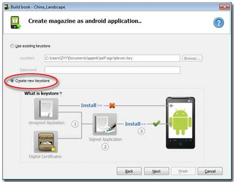 Android Keystore by Can I Create Comic App For Android Platform