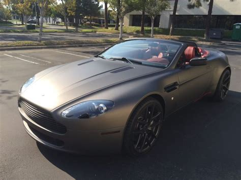 Aston Martin For Sale By Owner by 2007 Aston Martin Vantage Car Sale In San