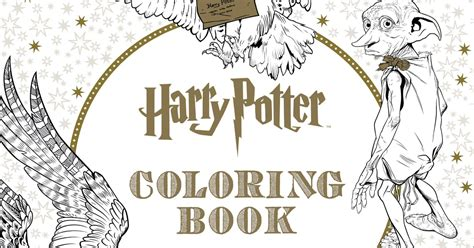 harry potter coloring book at target harry potter coloring book gift guide 2015 for the