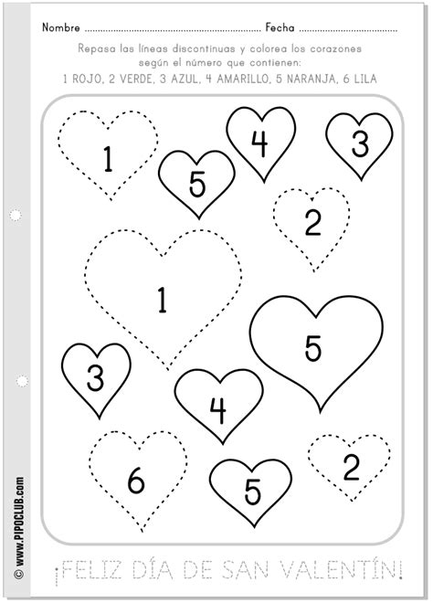 imagenes educativas san valentin juegos educativos pipo san valent 205 n