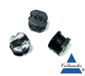 coil master inductor sdr54s semi shielded power inductors coilmaster electronics