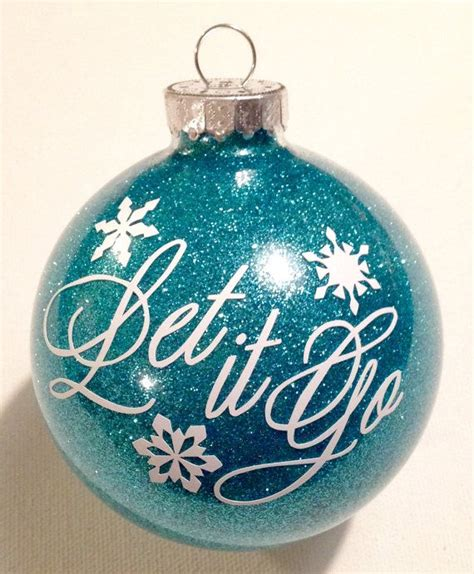 when do christmas ornaments go on sale at walmart frozen inspired glitter ornament let it go snowflake crown 3 25 glass i will make