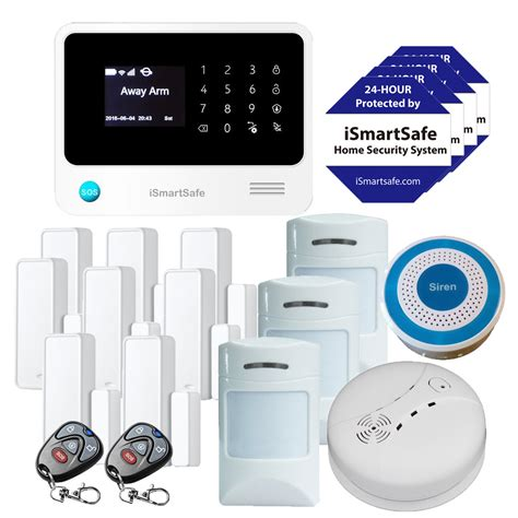 home alarm systems home security preferred package from