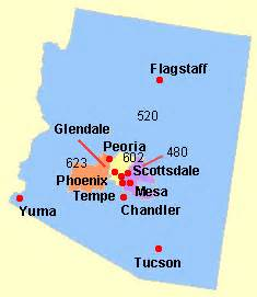 arizona colleges map addresses and phone numbers of all colleges schools