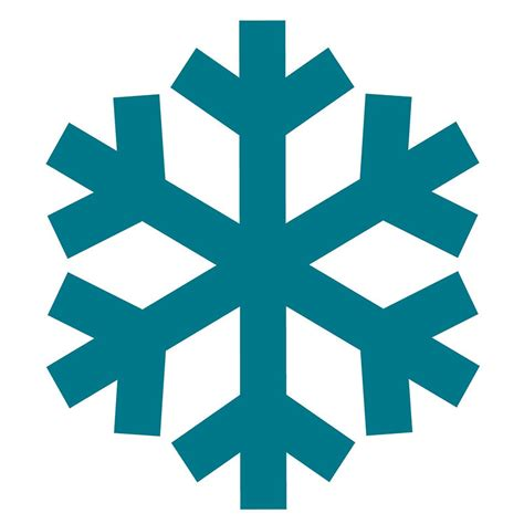 snowflake clipart free snowflakes clipart pictures clipartix