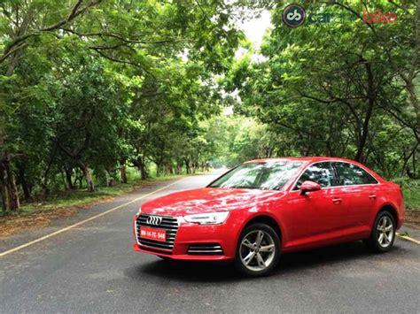 Audi A4 News by New Audi A4