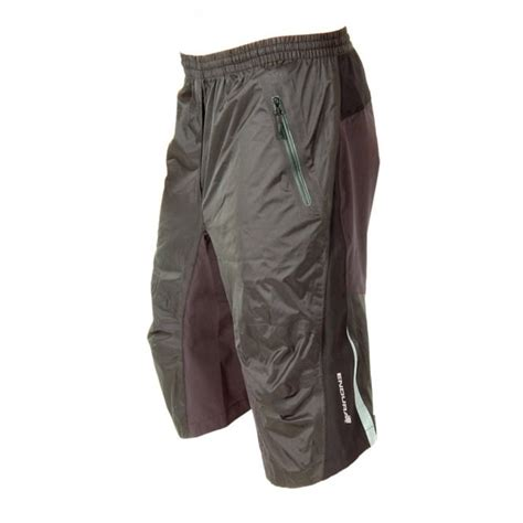 waterproof cycling clothing endura superlite waterproof cycling shorts biketart