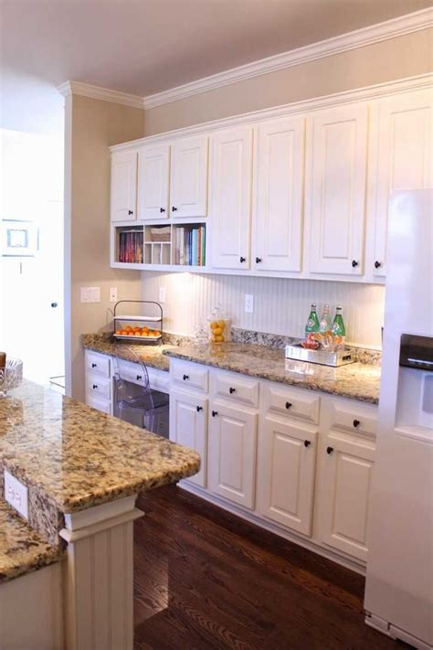 kitchen wall colors with white cabinets also backsplash