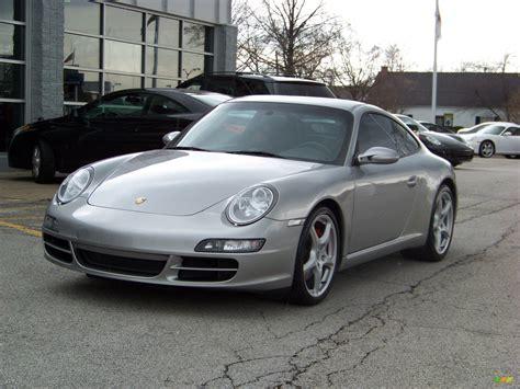 porsche metallic 2005 gt silver metallic porsche 911 carrera s coupe