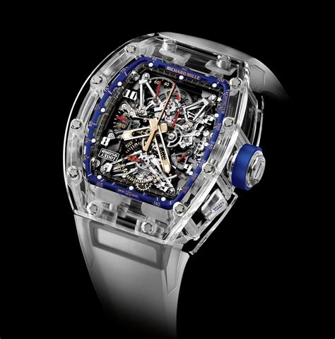 Jam Tangan Richard Mille Rm 011 Felipe Massa Chronograph richard mille jean todt 50th anniversary collection time and watches the