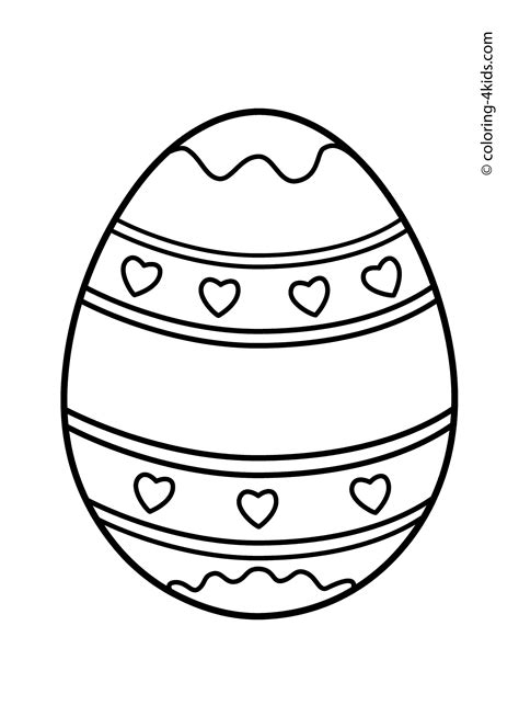 coloring egg ideas easter coloring pages easter eggs coloring pages for