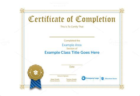 certificate of license template professional certificate template 22 free word format