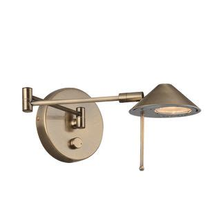 bedroom wall ls swing arm lite source ls 16350ab antique brass swing arm wall sconce