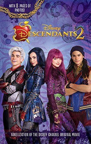 disney descendants the rotten to the trilogy volume 3 disney descendants books descendants 2 junior novel descendants wiki fandom