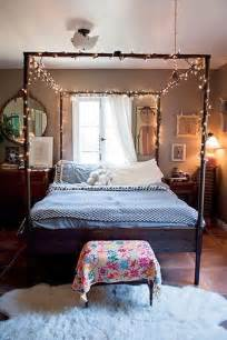 Bedroom Canopy With Lights Add White Lights To A Canopy Bed Bedrooms