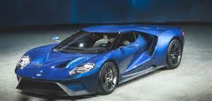 2017 ford gt supercar price top speed hp msrp mpg