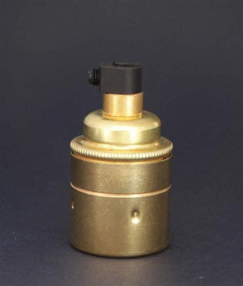 e27 fitting l holder e27 light holder gold brass l holder fitting