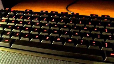 Keyboard Microsoft Sidewinder X4 microsoft sidewinder x4 backlit programmable gaming