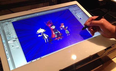 sketchbook pro yiynova yiynova mvp22u review size really matters surface pro