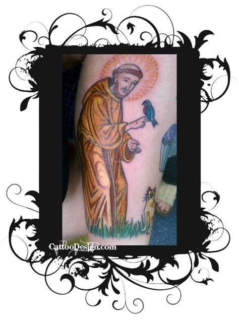 st francis tattoo 51 best st francis half sleeve ideas images on