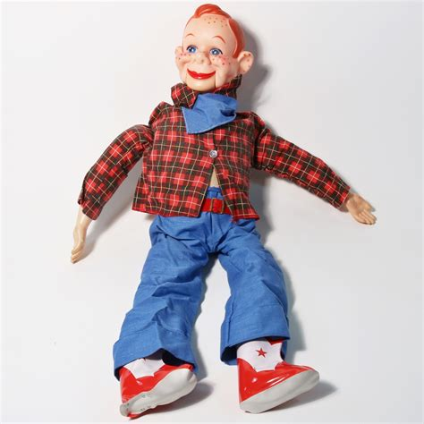 Howdy Doody L by Howdy Doody Ventriloquist Dummy Eegee National