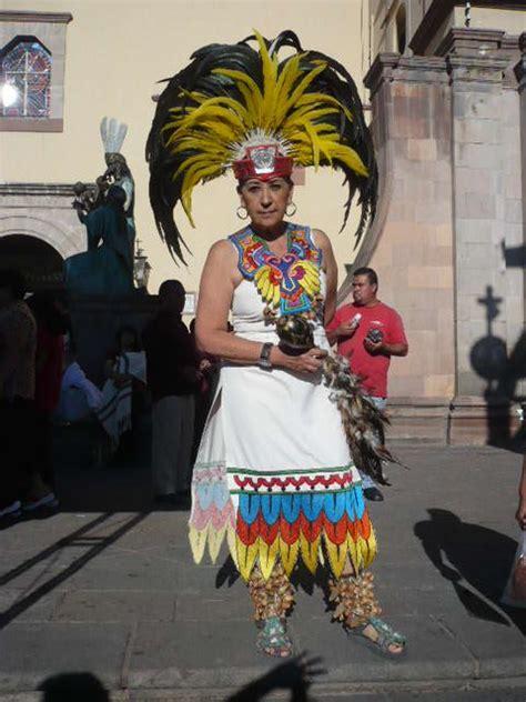 imagenes de trajes aztecas traje conchero traje azteca pinterest