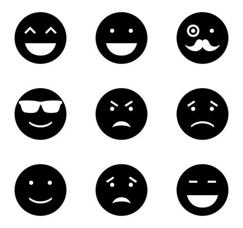 emoji png pack 44 emoji icon packs vector icon packs svg psd png