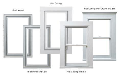 U Shaped House Design by Window Amp Door Trim Options Pella
