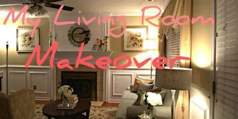 my room makeover my budget living room makeover tip junkie