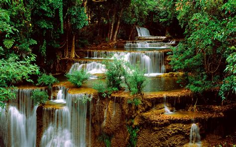 beautiful waterfall wallpapers beautiful wallpapers