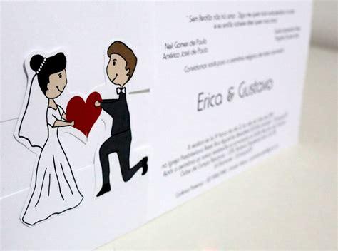 Sempe 100gr convite de casamento encontro dos noivos grupo new stage