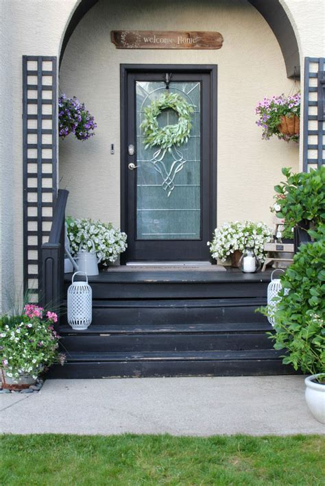 porch decorations for summer front porch decorating ideas clean and scentsible