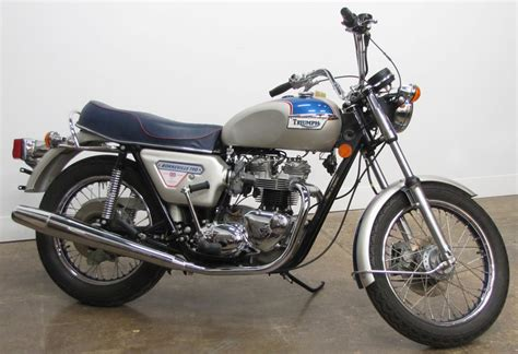 Triumph Motorcycle Edition 1977 triumph silver jubilee limited edition 187 national