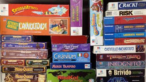 giochi da tavola da stare i 5 giochi da tavolo vintage a cui non puoi non aver