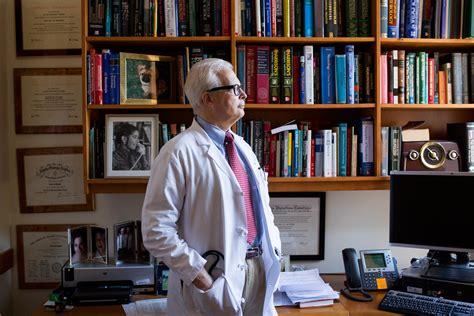 a doctor unlocks mysteries of the brain by talking and