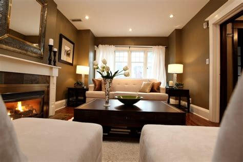 Staging A Small Living Room by Living Room Staging Photos Kansas City Real Estate