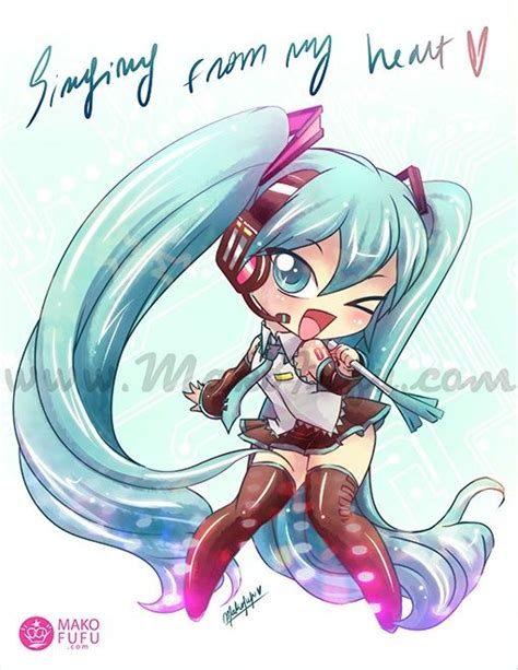 Dompet Print Hatsune Miku Vocaloid 1 65 best images about mako fufu 180 s on chibi sketchbooks and princess serenity